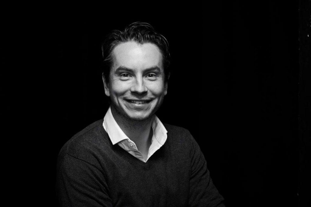 Jelmer Huigen - Projectmanager Fondsenwerving