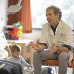 Ludo van der Pol Spieren voor Spieren Kindercentrum behandeling Spinraza