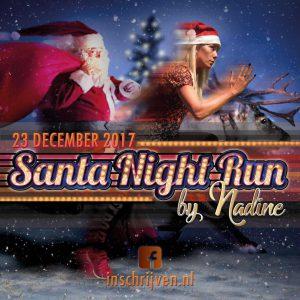 Santa Night Run by Nadine